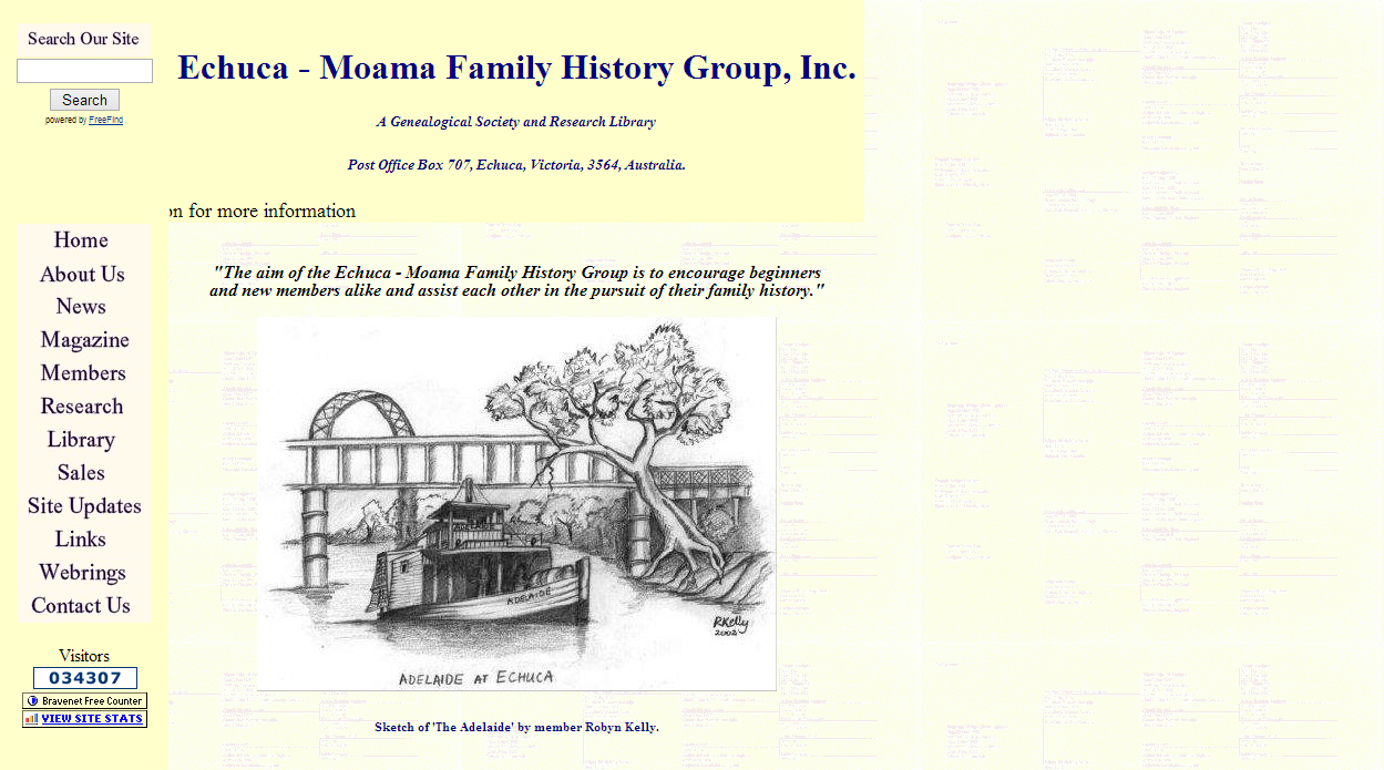 Echuca Moama Family History Group Inc