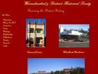 Warracknabeal & District Historical Society